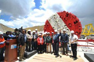 Se iniciaron las obras mayores del proyecto Majes Siguas II