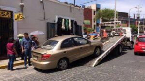 Arequipa tendrá 26 zonas de estacionamiento permitido en el Cercado