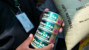 Encuentran conservas con parásitos en mercado mayorista de Arequipa