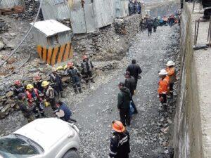 Arequipa: heridos de bala y desaparecidos deja conflicto en mina Calpa, en Caravelí
