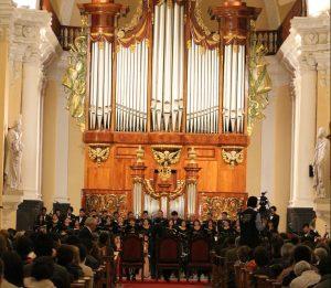 Concierto en la Catedral con el Órgano de Loret