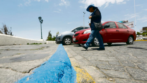 Beneficencia Pública incrementó tarifa de parqueo en zonas azules