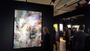 Arequipeño ganó Medalla de Plata en el «Salon des Beaux Arts» de París