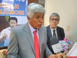 Fujimoristas: 65% está a favor del indulto al expresidente