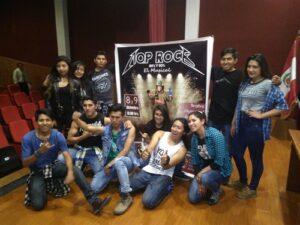 Organizan musical para apoyar a los bomberos de Arequipa