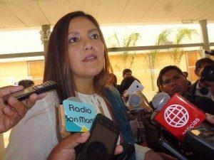 Yamila Osorio sobre indulto: respeto la decisión de PPK pero no la comparto