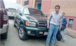 Fiscalía solicitó prisión preventiva para alcalde de Charcana
