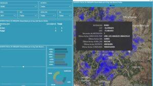 Fiscalía identifica las zonas más peligrosas de Arequipa mediante aplicativo