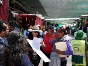 Feria alrededor del Coliseo Arequipa no ofrece seguridad
