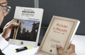 JNE presentará libros sobre historia política y democrática de Arequipa