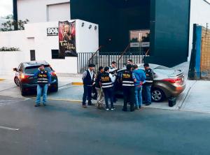 Detienen in fraganti a regidor de Bustamante y Rivero por pedir coima