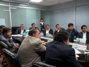 Sedapar conformó nueva Junta de Accionistas, pero no eligió presidente