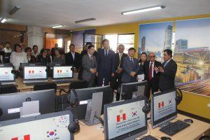 Inauguran Centro de Acceso a la Información en Biblioteca Regional Mario Vargas Llosa