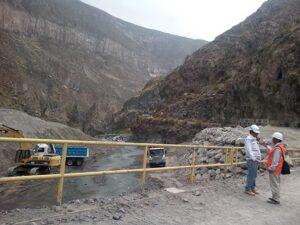 Sedapar culminó trabajos de reforzamiento en planta II ante proximidad de lluvias
