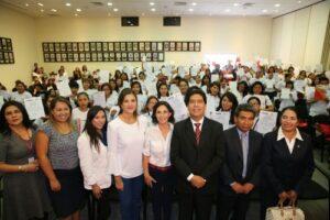 160 arequipeños recibieron certificación laboral del Ministerio de Trabajo