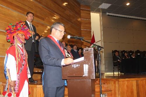 Presidente Corte de Arequipa