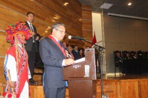 Eloy Zamalloa: Poder Judicial estable pese a crisis en Ejecutivo y Legislativo