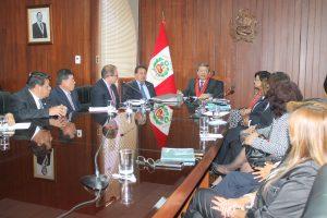 Reeligen a Zamalloa como responsable Comisión Regional Anticorrupción