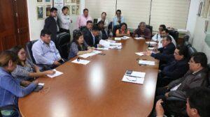 Se instala mesa de diálogo entre transportistas y Municipalidad de Arequipa
