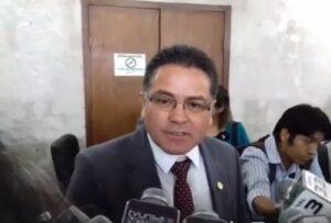 Miguel Cárcamo asume presidencia del Consejo Regional de Arequipa