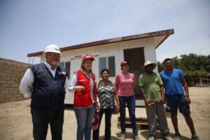 #Sismo en Caravelí: Ministro de Vivienda ofrece construir casas en 6 meses