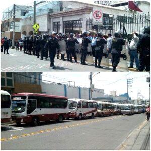 Paro de transportistas se prolonga hasta el jueves ante falta de diálogo