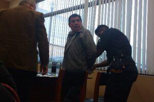 Niegan pedido de cese de prisión preventiva a Pepe Julio Gutiérrez