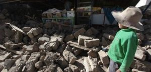 Aumentan a mil 109 las viviendas afectadas por terremoto en Caravelí