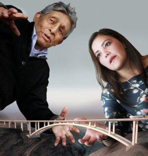El puente interminable en la vía Arequipa – La Joya