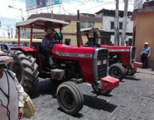 Piden declarar en estado de emergencia el sector agrario a nivel nacional