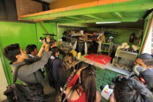 Autoridades continúan fiscalizando centros educativos en Arequipa