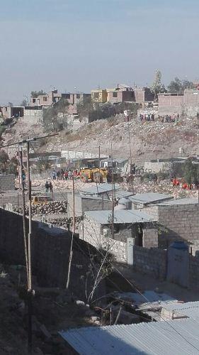 Procuraduría de Arequipa recupera 20 hectáreas ocupadas por invasores