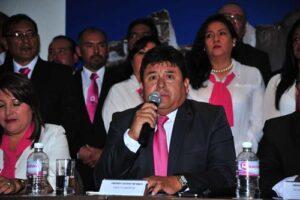 Freddy Lozano: Estoy capacitado para ser gobernador regional