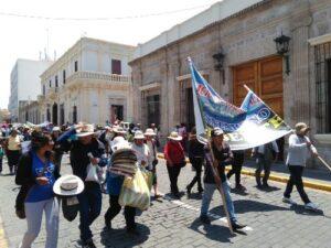Dirigentes de Fredipap viajan a Lima para pedir agua potable