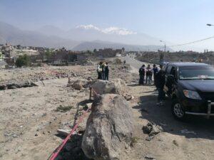 Fiscalía denuncia al alcalde de Arequipa por permitir invasiones en quebradas