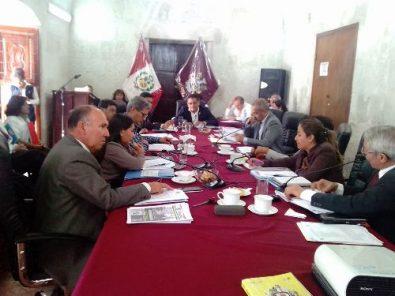 Consejo Regional pide resolver contrato de usufructo con Asociación Cerro Juli