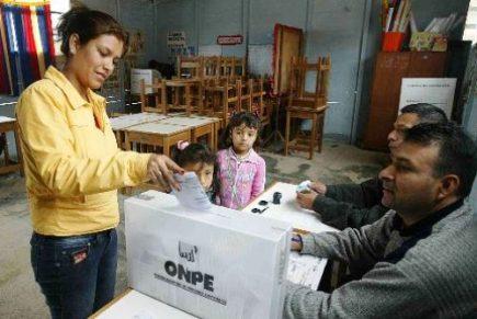 Jurado Electoral aprobó cronograma de elecciones de 2018
