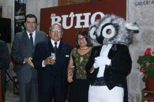 """Celebramos nuestros 18 años con """"Premios El Búho a la Trayectoria"""""""