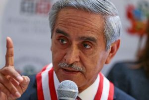 Presidente del PJ sobre Confiep: no es propio de un gremio apoyar candidatos