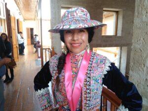 Luz Aquima: Nadie se acuerda de las mujeres del campo