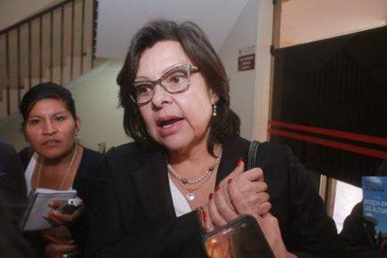 ¿Por qué la Fiscalía no investigó las denuncias de violación sexual contra Elmer Cáceres Llica?