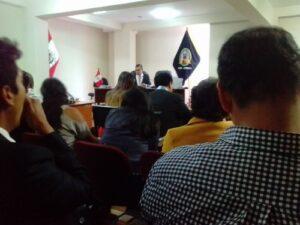 En 48 horas fiscalía debe presentar acusación íntegra del caso Arequipa – La Joya