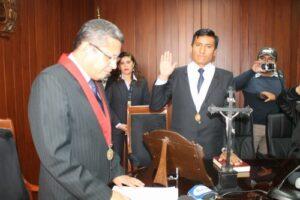 Se instala el Primer Juzgado Anticorrupción de Arequipa con 250 procesos