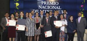 Ministerio de Cultura anuncia la convocatoria del Premio Nacional de Literatura 2018
