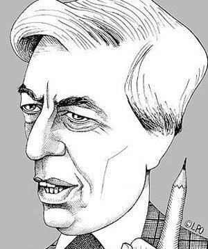 Inauguran muestra de historietas en homenaje a Mario Vargas Llosa