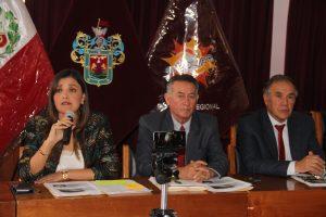 """Yamila Osorio sobre Majes Siguas II: """"Hay intereses para paralizar el proyecto"""""""