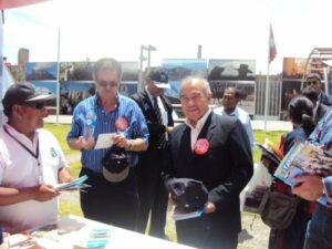 Gustavo Rondón y Marco Falconí van juntos en estas elecciones