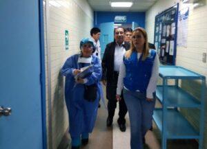 Arequipa: Hospitales de Essalud atenderán a pacientes en tres turnos
