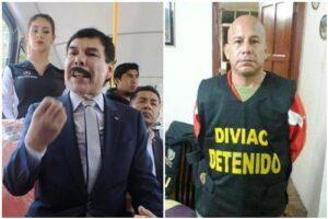 El hombre fuerte de Zegarra va a prisión preventiva por 36 meses