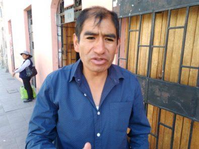 Mario Mena: la minera Bateas no busca el desarrollo de Caylloma